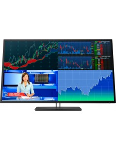 "HP Z43 108 cm (42.5"") 3840 x 2160 pixels 4K Ultra HD LED Black Hp 1AA85A4#ABB - 1"