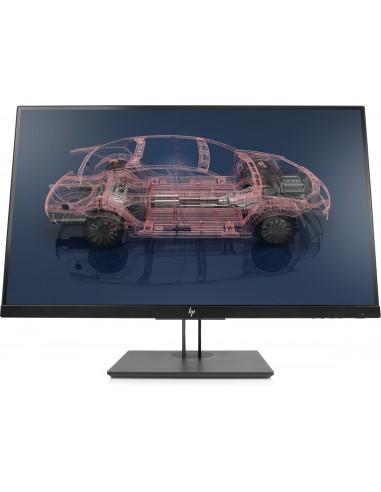 """HP Z27n G2 68.6 cm (27"""") 2560 x 1440 pixlar Quad HD LED Silver Hp 1JS10A4#ABB - 1"""