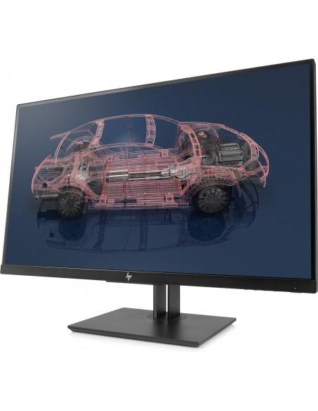 """HP Z27n G2 68.6 cm (27"""") 2560 x 1440 pixlar Quad HD LED Silver Hp 1JS10A4#ABB - 3"""