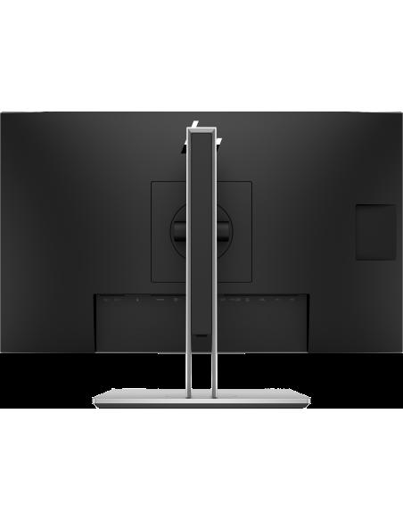 "HP EliteDisplay E243d 60.5 cm (23.8"") 1920 x 1080 pixels Full HD LED Grey, Silver Hp 1TJ76AA#ABB - 4"