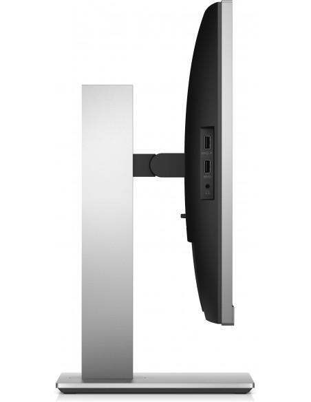 "HP EliteDisplay E243d 60.5 cm (23.8"") 1920 x 1080 pikseliä Full HD LED Harmaa, Hopea Hp 1TJ76AA#ABB - 5"