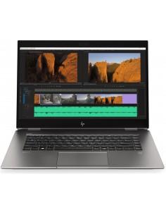 "HP ZBook Studio G5 Mobiilityöasema Hopea 39.6 cm (15.6"") 1920 x 1080 pikseliä 8. sukupolven Intel® Core™ i7 16 GB DDR4-SDRAM Hp"