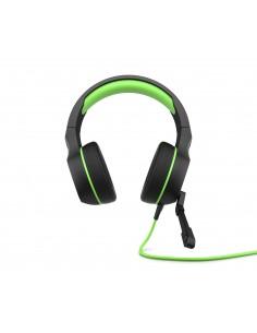 HP Pavilion Gaming 400 Headset Huvudband 3.5 mm kontakt Svart, Grön Hp 4BX31AA#ABB - 1