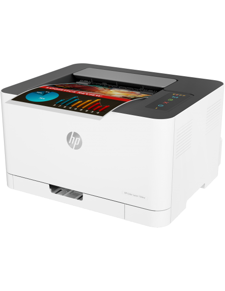 HP Color Laser 150nw Färg 600 x DPI A4 Wi-Fi Hp 4ZB95A - 6