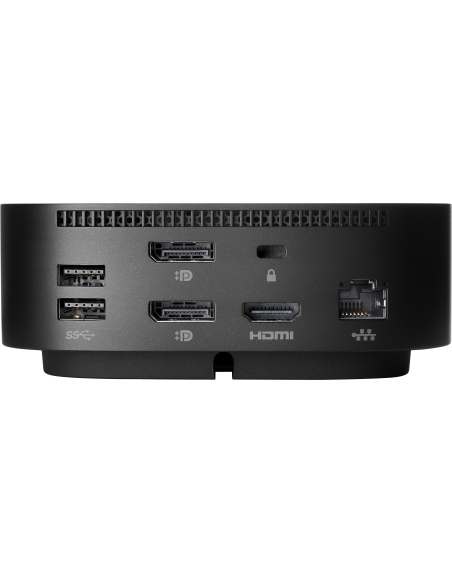 HP Universal Dock G2 Wired USB 3.2 Gen 1 (3.1 1) Type-C Black Hp 5TW13AA#ABU - 4