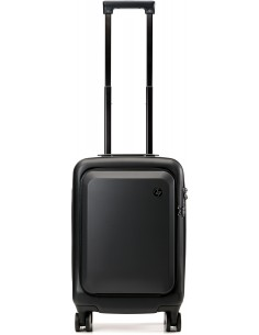 HP All in One Carry On Luggage Vaunu Musta Akryylinitriilibutadieenistyreeni (ABS), Polykarbonaatti Hp 7ZE80AA - 1