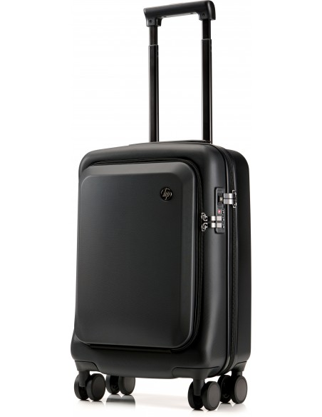 HP All in One Carry On Luggage Trolley Black Acrylonitrile butadiene styrene (ABS), Polycarbonate Hp 7ZE80AA - 2