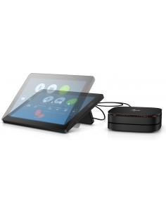 HP Elite Slice G2 i7-7700T USFF 7th gen Intel® Core™ i7 16 GB DDR4-SDRAM 128 SSD Windows 10 IoT Enterprise LTSB PC Black Hp 8EN9