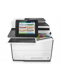 HP PageWide Enterprise Color Flow 586z Mustesuihku 2400 x 1200 DPI 50 ppm A4 Hp G1W41A#B19 - 1