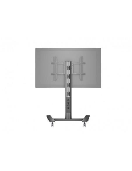 """Multibrackets 6269 kyltin näyttökiinnike 160 cm (63"""") Musta Multibrackets 7350022736269 - 18"""
