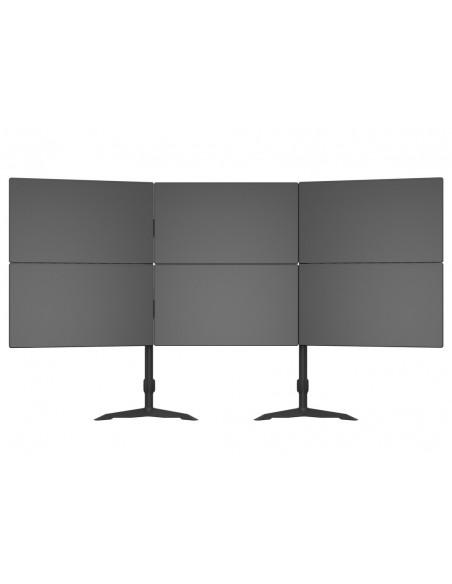 Multibrackets M VESA Desktopmount Triple Stand 24''-32'' Expansion Kit Multibrackets 7350073731329 - 8