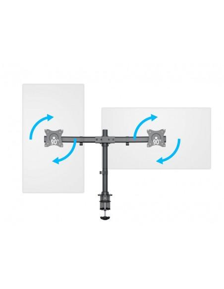 Multibrackets M Deskmount Basic Dual Multibrackets 7350073733309 - 16
