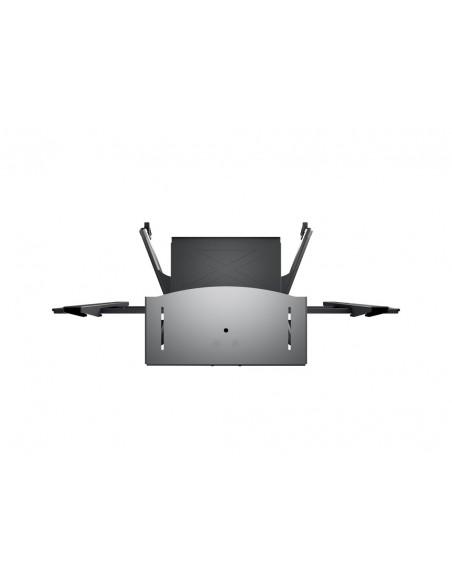 """Multibrackets 4627 kyltin näyttökiinnike 2.03 m (80"""") Musta Multibrackets 7350073734627 - 6"""