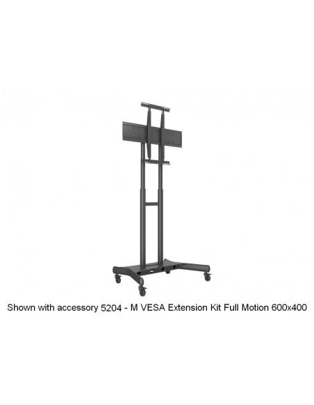 Multibrackets M Public Floorstand Basic 180 incl shelf & camera holder Multibrackets 7350073734627 - 22