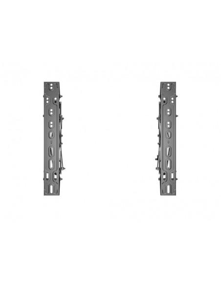 """Multibrackets 4726 fäste för skyltningsskärm 165.1 cm (65"""") Svart Multibrackets 7350073734726 - 2"""