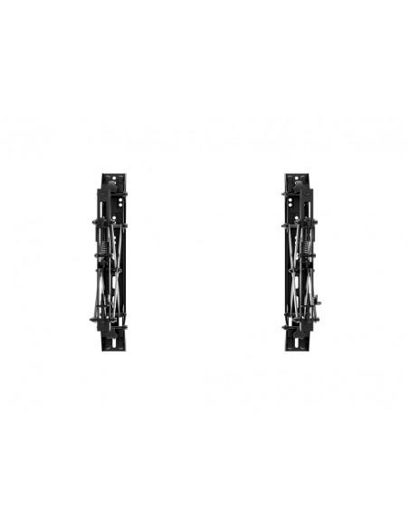 """Multibrackets 4726 kyltin näyttökiinnike 165.1 cm (65"""") Musta Multibrackets 7350073734726 - 4"""