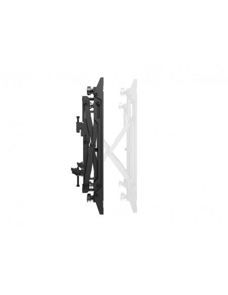 """Multibrackets 4726 fäste för skyltningsskärm 165.1 cm (65"""") Svart Multibrackets 7350073734726 - 13"""