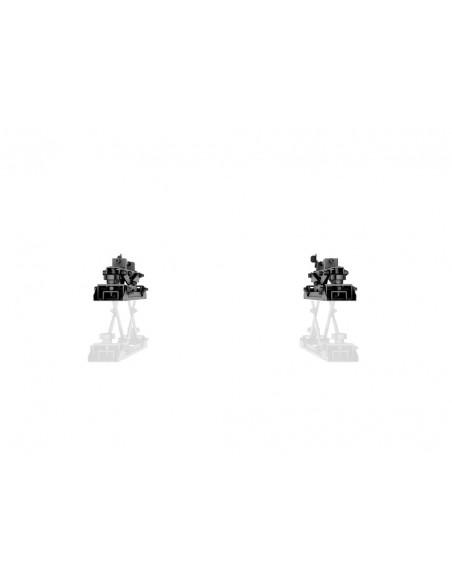 """Multibrackets 4726 fäste för skyltningsskärm 165.1 cm (65"""") Svart Multibrackets 7350073734726 - 14"""