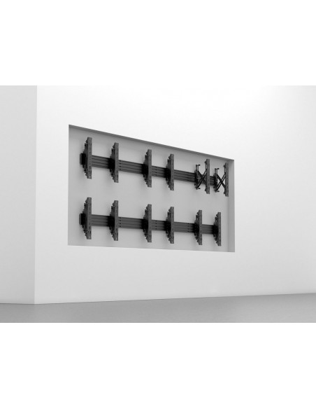 """Multibrackets 4726 kyltin näyttökiinnike 165.1 cm (65"""") Musta Multibrackets 7350073734726 - 21"""