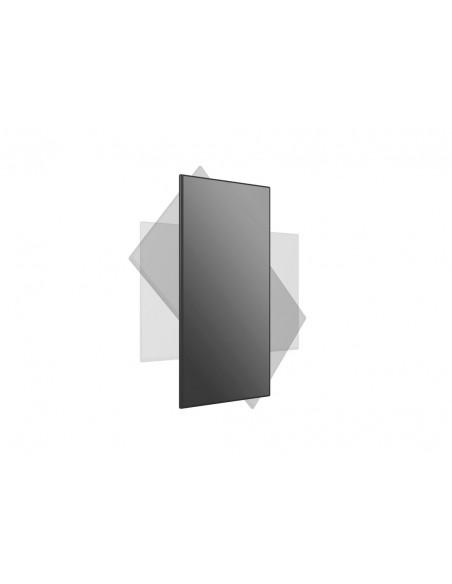 """Multibrackets 5983 kyltin näyttökiinnike 2.03 m (80"""") Musta Multibrackets 7350073735983 - 22"""