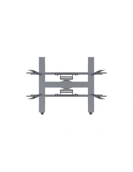 """Multibrackets 5990 fäste för skyltningsskärm 2.03 m (80"""") Silver Multibrackets 7350073735990 - 6"""