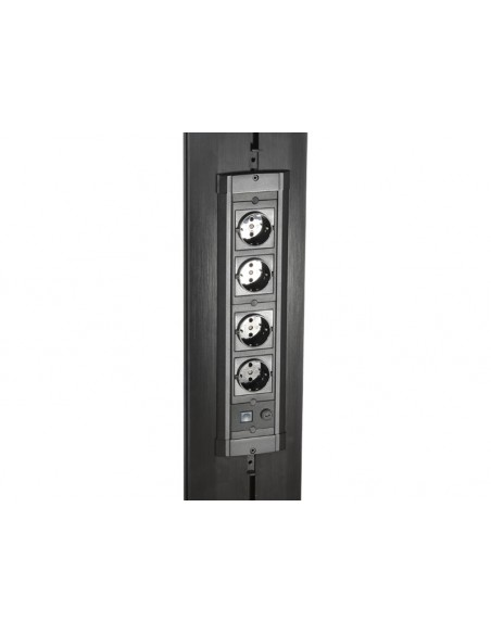 """Multibrackets 5990 kyltin näyttökiinnike 2.03 m (80"""") Hopea Multibrackets 7350073735990 - 24"""
