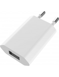 Vision TC-PUSBAEU mobile device charger White Indoor Vision TC-PUSBAEU - 1