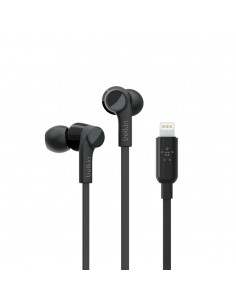 Belkin Rockstar Headphones In-ear Black Belkin G3H0001BTBLK - 1