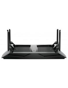 Netgear Nighthawk X6 AC3200 trådlös router Gigabit Ethernet Tri-band (2,4 GHz / 5 GHz) Svart Netgear R8000-100PES - 1