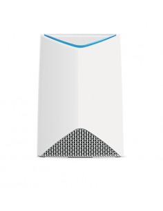 Netgear SRS60 wireless router Gigabit Ethernet Tri-band (2.4 GHz / 5 GHz) White Netgear SRS60-100EUS - 1