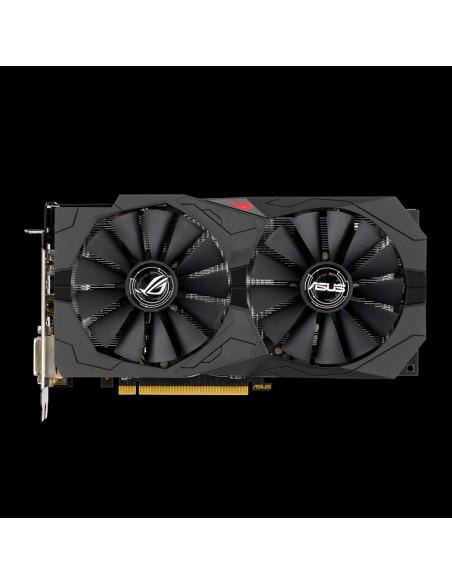 ASUS ROG 90YV0AJ8-M0NA00 graphics card AMD Radeon RX 570 8 GB GDDR5 Asus 90YV0AJ8-M0NA00 - 2
