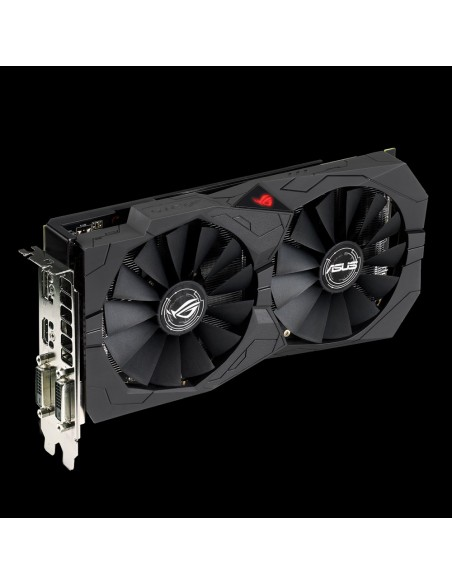 ASUS ROG 90YV0AJ8-M0NA00 graphics card AMD Radeon RX 570 8 GB GDDR5 Asus 90YV0AJ8-M0NA00 - 4