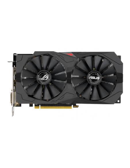 ASUS ROG 90YV0AJ8-M0NA00 grafikkort AMD Radeon RX 570 8 GB GDDR5 Asus 90YV0AJ8-M0NA00 - 7
