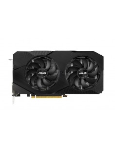 ASUS Dual -GTX1660S-A6G-EVO NVIDIA GeForce GTX 1660 SUPER 6 GB GDDR6 Asus 90YV0DS4-M0NA00 - 1