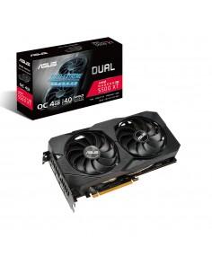 ASUS Dual -RX5500XT-O4G-EVO AMD Radeon RX 5500 XT 4 GB GDDR6 Asus 90YV0DV2-M0NA00 - 1