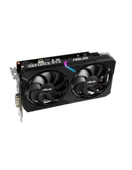 ASUS Dual -RTX2070-8G-MINI NVIDIA GeForce RTX 2070 8 GB GDDR6 Asus 90YV0EC1-M0NA00 - 4