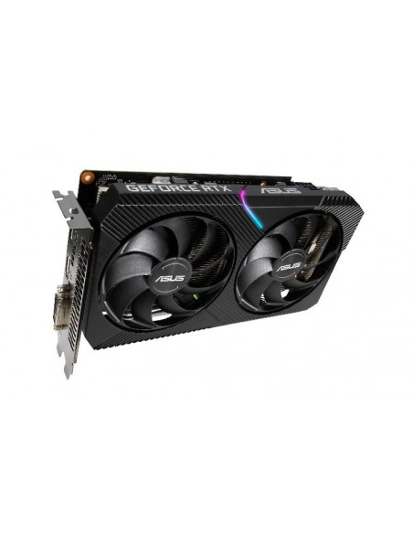 ASUS Dual -RTX2070-8G-MINI NVIDIA GeForce RTX 2070 8 GB GDDR6 Asus 90YV0EC1-M0NA00 - 7