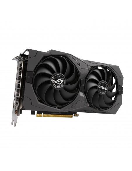 ASUS ROG -STRIX-GTX1650-O4GD6-GAMING NVIDIA GeForce GTX 1650 4 GB GDDR6 Asus 90YV0EI0-M0NA00 - 7
