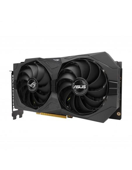 ASUS ROG -STRIX-GTX1650-4GD6-GAMING NVIDIA GeForce GTX 1650 4 GB GDDR6 Asus 90YV0EI2-M0NA00 - 11