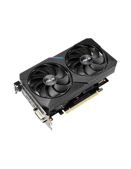 ASUS Dual -GTX1660S-O6G-MINI NVIDIA GeForce GTX 1660 SUPER 6 GB GDDR6 Asustek 90YV0DT4-M0NA00 - 2