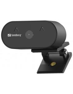 Sandberg USB Wide Angle 1080P HD Sandberg 134-10 - 1