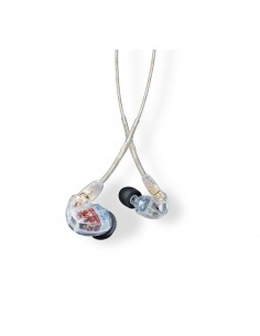 Shure SE535 Headset In-ear 3.5 mm connector Transparent Shure SE535-CL-EFS - 1