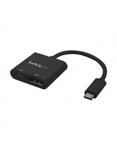 StarTech.com CDP2DPUCP USB grafiikka-adapteri 3840 x 2160 pikseliä Musta Startech CDP2DPUCP - 1