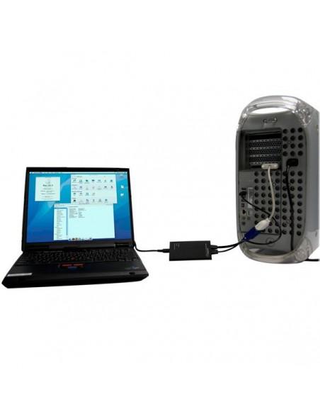 StarTech.com KVM-enhet till USB 2.0 akutvagn-adapter för bärbara datorer Startech NOTECONS01 - 6