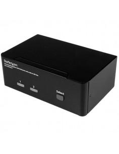 StarTech.com 2-Port DisplayPort Dual-Monitor - 4K 60Hz Startech SV231DPDDUA2 - 1