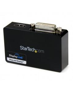 StarTech.com USB 3.0 to HDMI / DVI Adapter - 2048x1152 Startech USB32HDDVII - 1