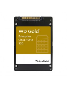 Western Digital WD Gold 3932.16 GB U.2 NVMe Western Digital WDS384T1D0D - 1