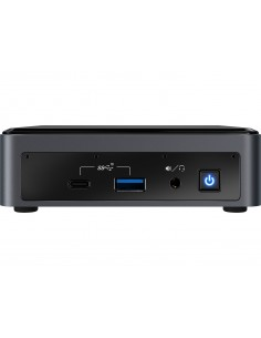 Intel NUC BXNUC10I3FNK2 datorhölje & moderkort UCFF Svart BGA 1528 i3-10110U 2.1 GHz Intel BXNUC10I3FNK2 - 1