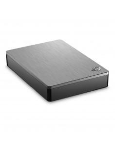 Seagate Backup Plus Portable externa hårddiskar 4000 GB Silver Seagate STDR4000900 - 1