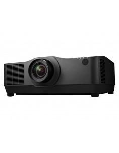 NEC PA804UL dataprojektori Kattoon/Lattiaan kiinnitettävä projektori 8200 ANSI lumenia 3LCD WUXGA (1920x1200) 3D Musta Nec 60005